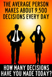 Decisions Royalty Free Stock Images