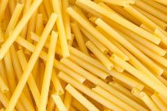 Decisivo degli spaghetti chiuda su fotografia stock libera da diritti