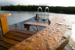 The Deck Royalty Free Stock Images