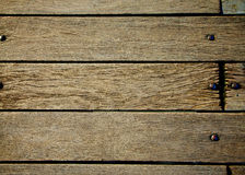 Deck Board Background Stock Images