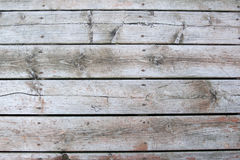 Deck board texture. Close up of old deck board texture royalty free stock image