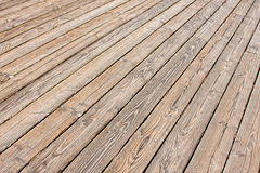 Deck boards Royalty Free Stock Photo