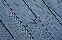 Deck boards Royalty Free Stock Photography