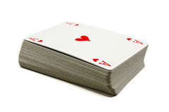 Deck of cards Stock Photos