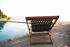 Free Deck Chair Stock Image - 3941941