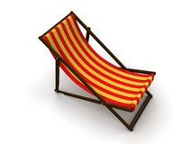 Deck chair Stock Photos