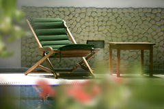 Deck-chair Stock Photos