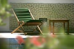 Deck-chair Stock Photos