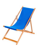 Deck Chair Stock Photo