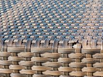 Deck chair texture close up. View of deck chair texture close up royalty free stock image