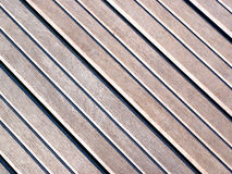 Deck detail Stock Images