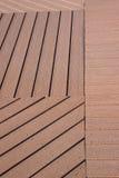 Deck floor. Close up shot of wooden deck floor royalty free stock photos