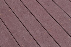 deck floor trex Στοκ Εικόνες