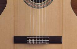 Deck guitar Stock Photography