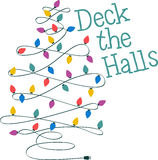 Deck The Halls Royalty Free Stock Images