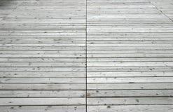 Deck - horizontal Stock Photography