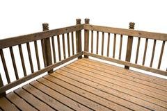 deck isolated Στοκ Εικόνες