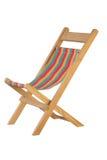 deck krzesło Obrazy Royalty Free