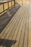 Deck, Long Royalty Free Stock Photos