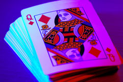 Free Deck Of Cards Royalty Free Stock Photography - 68517