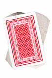 Deck Of Playing Cards Royalty Free Stock Photo