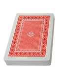 Deck of playing cards Stock Image