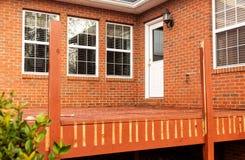 Deck Renovation Stock Images