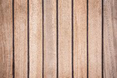 Deck of the ship Royalty Free Stock Photos