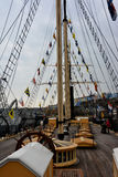 Deck of SS Great Britain Royalty Free Stock Photo