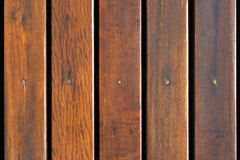 Deck wood Stock Photography