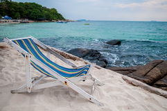 Deckchair Stock Images