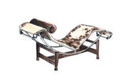 deckchair Foto de Stock