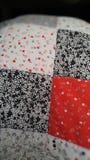 Decke. Coloured art misc carpet Stock Images