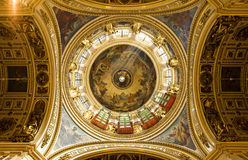 Heilig-Isaac-Kathedrale, St Petersburg, Russland Lizenzfreies Stockfoto