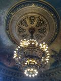 Decke der Oper Ganier Paris Frankreich lizenzfreies stockbild
