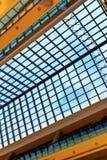 Decke eines modernen Gebäudes Lizenzfreie Stockbilder