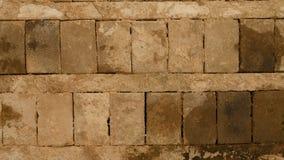 Decke gemacht von den Betonblöcken stockfotografie