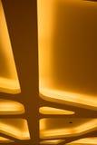 Decke mit Lampe Lizenzfreie Stockfotos