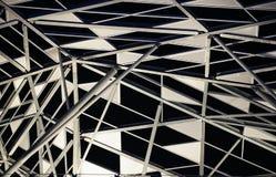 Decke von drei Winkeln von Brettern lizenzfreies stockfoto