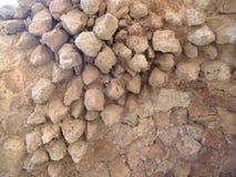 Decke von Steinen Stockfotografie