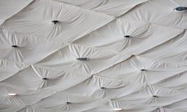 Decken-Kissen Stockbild