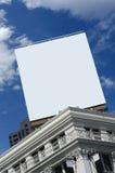 Decken Sie Anschlagtafel ab Stockfotografie