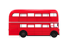 Decker Bus dobro ilustração stock