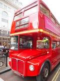 Decker Bus dobro, Lonon foto de stock royalty free