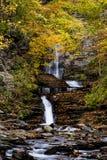 Deckertown Spada Nowy Jork - jesieni siklawa - Obrazy Royalty Free