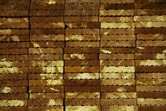 Decking σωρός ξυλείας Στοκ φωτογραφία με δικαίωμα ελεύθερης χρήσης