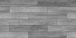 Decking gray seamless texture, bump, displace, reflect and gloss royalty free stock images