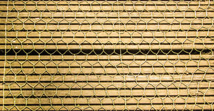 Decking panels Stock Photography