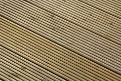 Decking textural background Royalty Free Stock Image