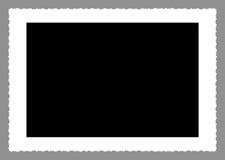 Deckle a affilé le cadre de tableau de grande taille Image libre de droits